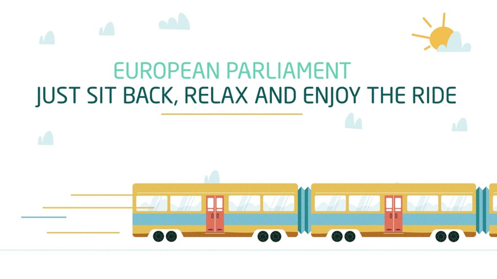 European Parliament: Just sit back, relax and enjoy the ride