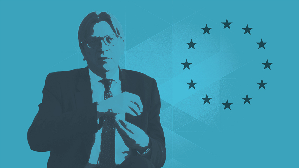 Infographic Guy Verhofstadt