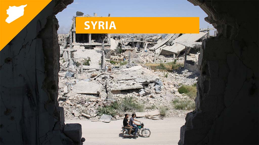 Conflit syrien